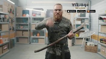 Vikings: War of Clans TV Spot, '¿Verdad o mito?' [Spanish] - Thumbnail 4