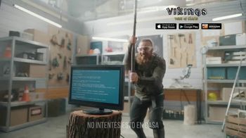 Vikings: War of Clans TV Spot, '¿Verdad o mito?' [Spanish] - Thumbnail 6
