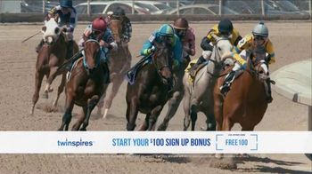 Twin Spires TV Spot, '2018 Kentucky Derby Betting' - 75 commercial airings