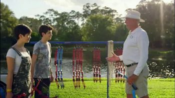 Disney Parks & Resorts TV Spot, 'Best Day Ever: Archery' Feat. Peyton Lee - Thumbnail 5