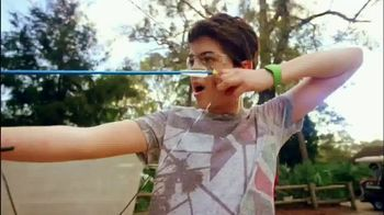 Disney Parks & Resorts TV Spot, 'Best Day Ever: Archery' Feat. Peyton Lee - Thumbnail 6
