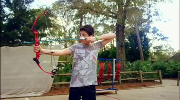 Disney Parks & Resorts TV Spot, 'Best Day Ever: Archery' Feat. Peyton Lee - Thumbnail 9