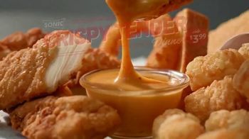 Sonic Drive-In Crispy Tender Dinner TV Spot, 'Flispy' [Spanish] - Thumbnail 5