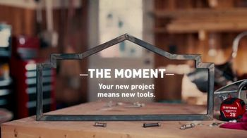Lowe's Black Friday Deals TV Spot, 'The Moment: Craftsman'