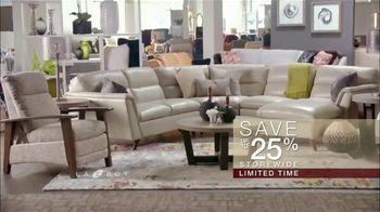La-Z-Boy Veterans Day Sale TV Spot, '25 Percent' - Thumbnail 6