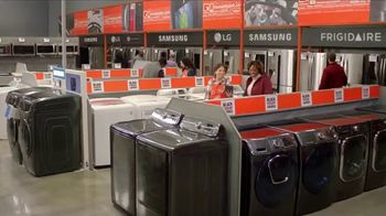 The Home Depot Black Friday Savings TV Spot, 'Samsung Suite' - Thumbnail 1