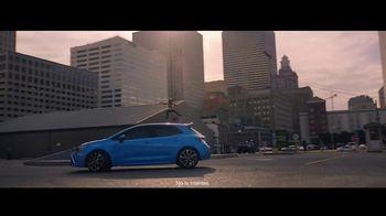 2019 Toyota Corolla Hatchback TV Spot, 'Anthem' canción de Jarina de Marco [Spanish] [T1] - 2459 commercial airings