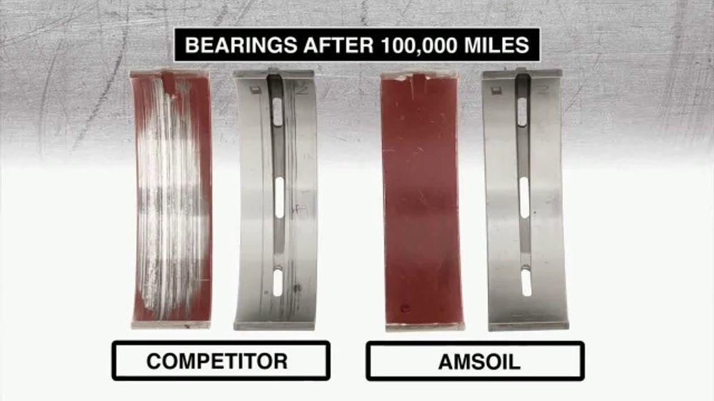 Amsoil TV Commercial, 'PCLT 100K Test'