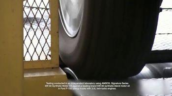 Amsoil TV Spot, 'PCLT 100K Test' - Thumbnail 7