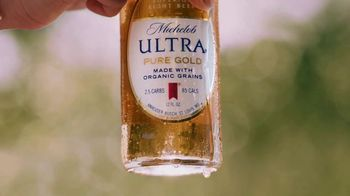 Michelob ULTRA Pure Gold TV Spot, 'Nature Inspired' Song by Andreya Triana - Thumbnail 1