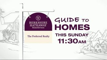 Berkshire Hathaway TV Spot, 'The Preferred Realty Guide to Homes' - Thumbnail 9