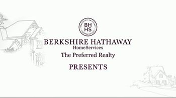 Berkshire Hathaway TV Spot, 'The Preferred Realty Guide to Homes' - Thumbnail 1