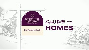 Berkshire Hathaway TV Spot, 'The Preferred Realty Guide to Homes'