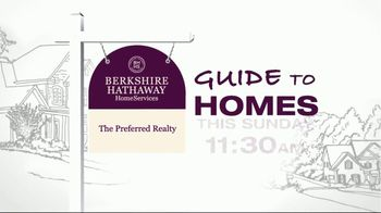 Berkshire Hathaway TV Spot, 'The Preferred Realty Guide to Homes' - Thumbnail 8