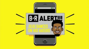 Bleacher Report App TV Spot, 'Juju Dances on His Haters'