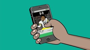 Bleacher Report App TV Spot, 'Juju Dances on His Haters' - Thumbnail 3