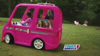 Power Wheels Barbie Dream Camper TV Spot, 'Everyday Is an Adventure'