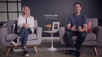 Habit Food Personalized TV Spot, 'Liesl and Jess'