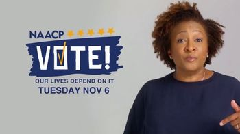 NAACP TV Spot, 'Wanda Sykes Partners with NAACP to Mobilize the Black Vote' - Thumbnail 9