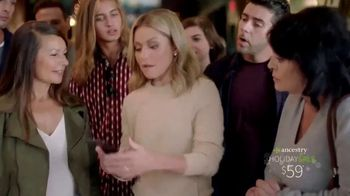 Ancestry Holiday Sale TV Spot, 'Kelly Ripa's Ancestry Results' - Thumbnail 5