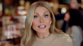 Ancestry Holiday Sale TV Spot, 'Kelly Ripa's Ancestry Results' - Thumbnail 9