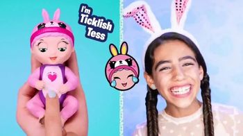 Tiny Toes TV Spot, 'Introducing Tiny Toes: Ticklish Tess'