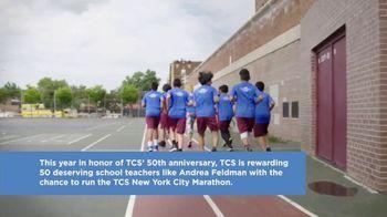 2018 TCS New York Marathon TV Spot, 'Andrea Feldman: Running Club' - Thumbnail 3