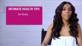 Vagisil Preventeza TV Spot, 'BET: Be Ready' Featuring Jasmin Brown - Thumbnail 6