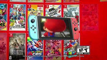 Nintendo Switch TV Spot, 'Fortnite & Super Smash Bros. Ultimate' - Thumbnail 9