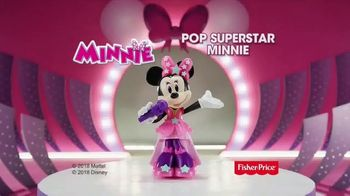 Fisher Price Pop Superstar Minnie TV Spot, 'Time to Start the Show' - Thumbnail 10