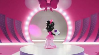 Fisher Price Pop Superstar Minnie TV Spot, 'Time to Start the Show' - Thumbnail 4