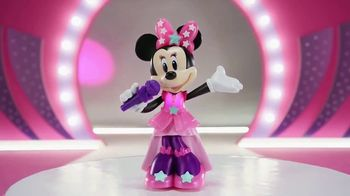 Fisher Price Pop Superstar Minnie TV Spot, 'Time to Start the Show' - Thumbnail 7