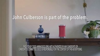 Democratic Congressional Campaign Committee (DCCC) TV Spot, 'John Culberson' - Thumbnail 8