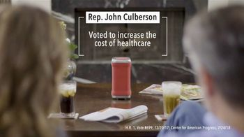 Democratic Congressional Campaign Committee (DCCC) TV Spot, 'John Culberson' - Thumbnail 3