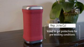 Democratic Congressional Campaign Committee (DCCC) TV Spot, 'John Culberson' - Thumbnail 4