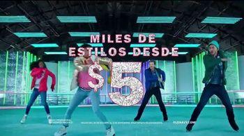 Old Navy TV Spot, '¡Hasta 50% de descuento en toda la tienda!' [Spanish]