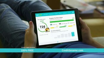 Credit Sesame App TV Spot, 'Credit Coach'