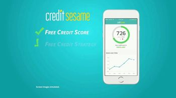Credit Sesame App TV Spot, 'Credit Coach' - Thumbnail 4