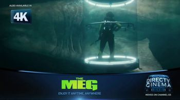 DIRECTV Cinema TV Spot, 'The Meg' - Thumbnail 3