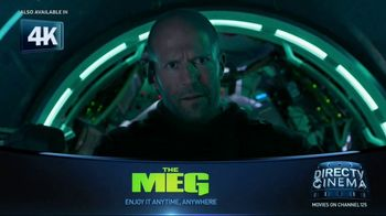 DIRECTV Cinema TV Spot, 'The Meg' - Thumbnail 4