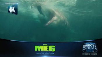 DIRECTV Cinema TV Spot, 'The Meg' - Thumbnail 6