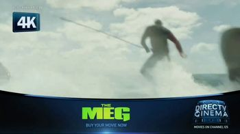 DIRECTV Cinema TV Spot, 'The Meg' - Thumbnail 7