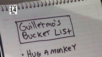 Mercedes-Benz A-Class TV Spot, 'ABC: Bucket List' Featuring Guillermo Rodriguez [T1] - Thumbnail 2