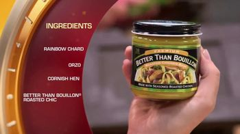 Better Than Bouillon TV Spot, 'Food Network: Chopped Challenge'