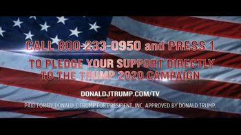 Donald J. Trump for President TV Spot, 'Pledge Your Support' - Thumbnail 10