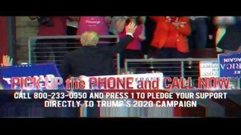 Donald J. Trump for President TV Spot, 'Pledge Your Support' - Thumbnail 4