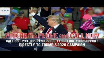 Donald J. Trump for President TV Spot, 'Pledge Your Support' - Thumbnail 5