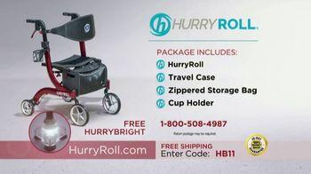 The HurryRoll TV Spot, 'Why Struggle Bright' - Thumbnail 6