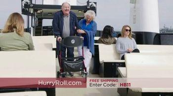 The HurryRoll TV Spot, 'Why Struggle Bright' - Thumbnail 2