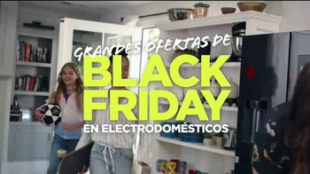 JCPenney Grandes Ofertas de Black Friday TV Spot, 'Electrodomésticos'  [Spanish]